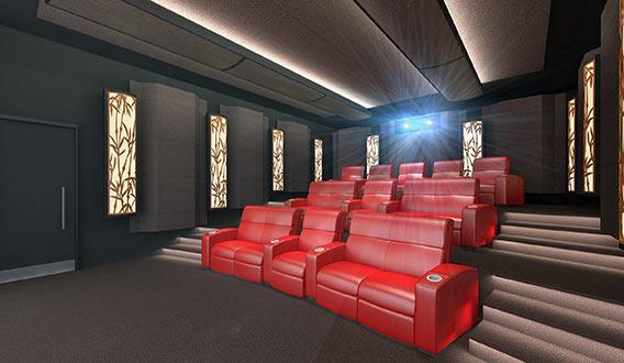 穷人退散富豪入:如何在家看IMAX电影?