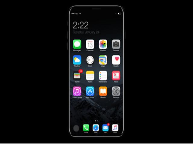 抄三星?传iPhone8能刷脸和虹膜识别解锁
