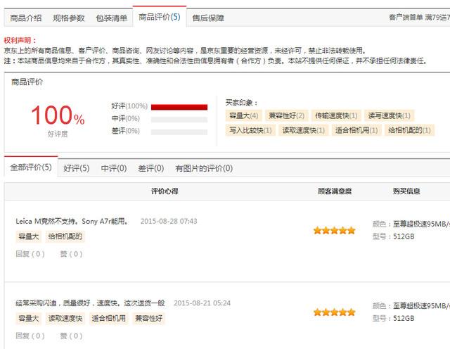 512G SD卡销量少 问题真是出在价格上?