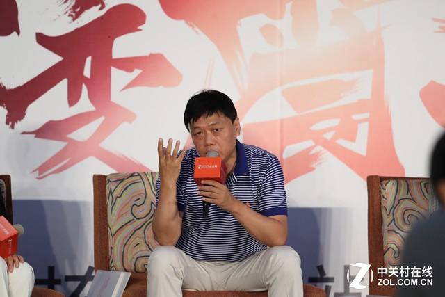 D-Link鲍磊:主动拥抱变化 打造百年品牌