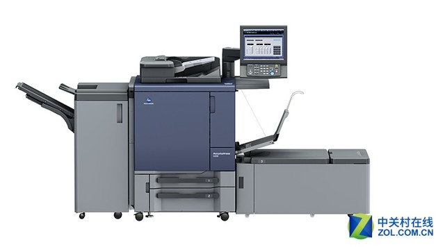 柯尼卡美能达发布C2070系列数字印刷机