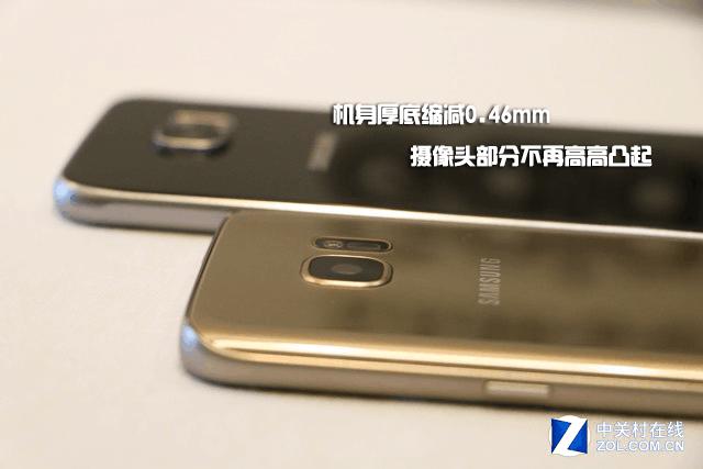 满屏黑科技 三星Galaxy S7/edge上手速评