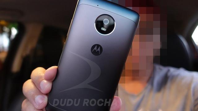 小屏Moto G5真机上手曝光 外观一览无余