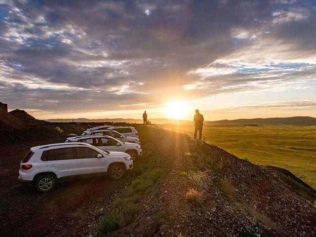 要拍照 我们就去草原拍个够