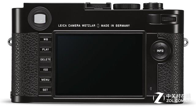 简洁功能版大M 徕卡发布Leica M 262