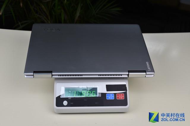 多模轻薄办公利器 联想YOGA 710 14评测