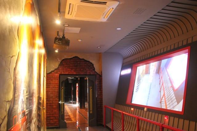 防患未然 NEC工程投影技术助力深圳消防