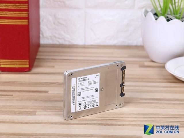 64层3D NAND 英特尔SSD5 500GB SSD首测
