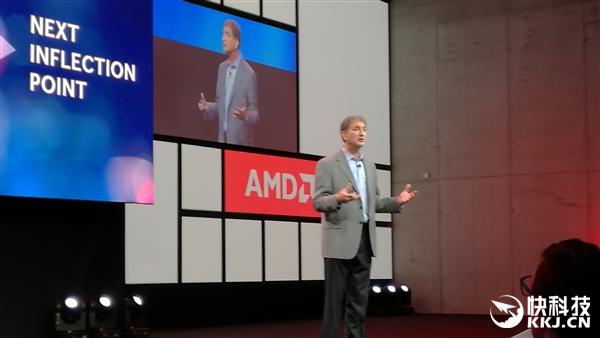 AMD:摩尔定律没死!我们把它升级了