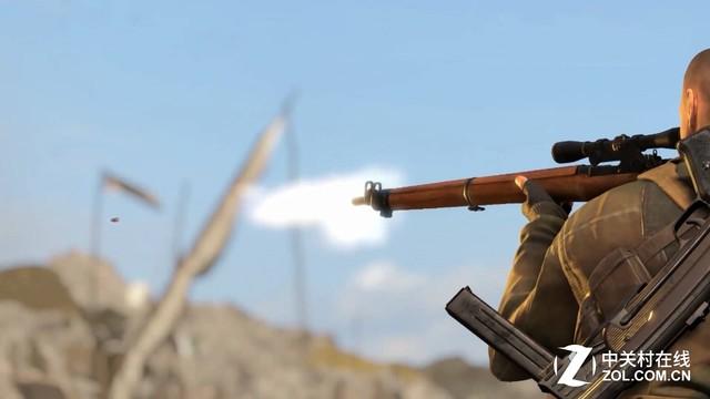 头敲碎腿打折 《狙击精英4》AN对比评测