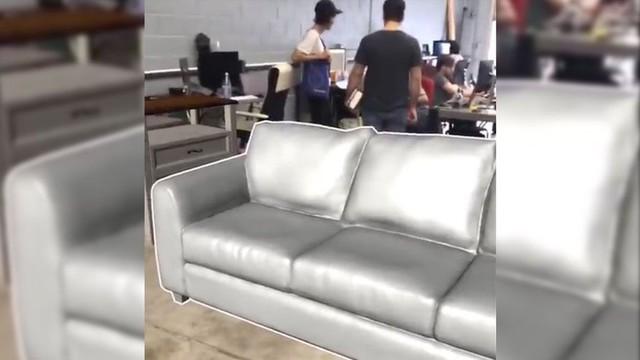 家具怎么放?AR应用能让你随意布置家居