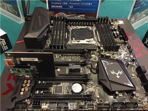 七彩虹受邀Intel行业峰会 X299主板亮相