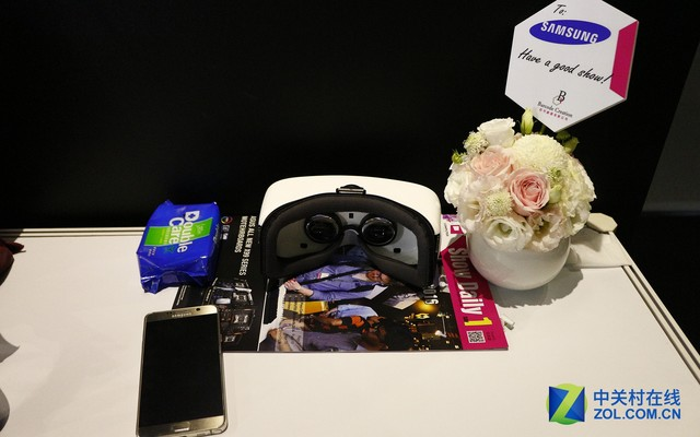 三星亮相Computex2016 Gear VR现场体验