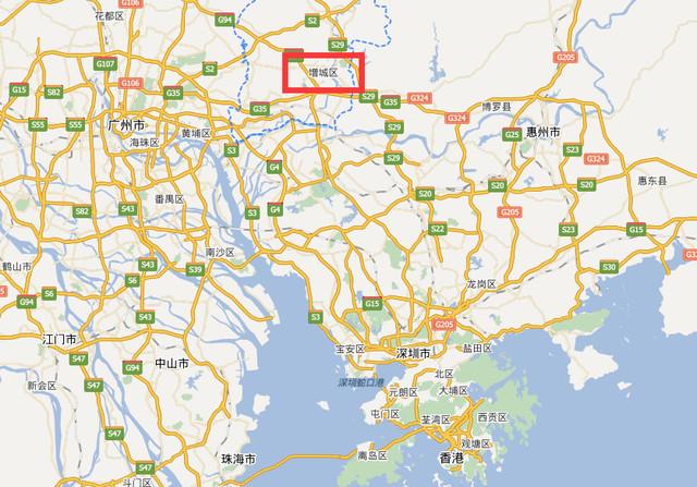 广州增城各镇gdp排名_广东最 走运 的城市,人均GDP超过广州,不是深圳 佛山