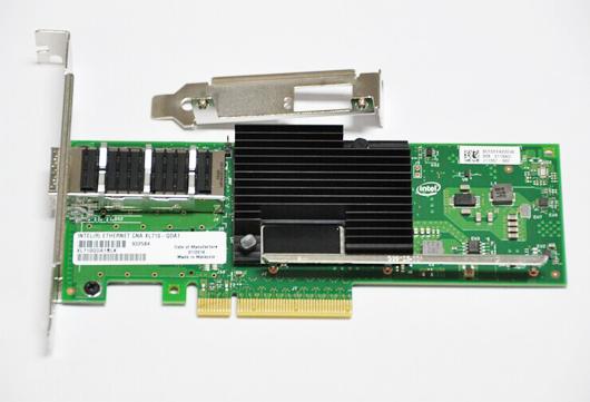 Intel 40G万兆新款网卡来袭