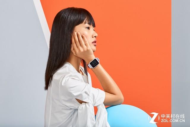 华米科技发布米动手表青春版:399元 轻表体 长续航