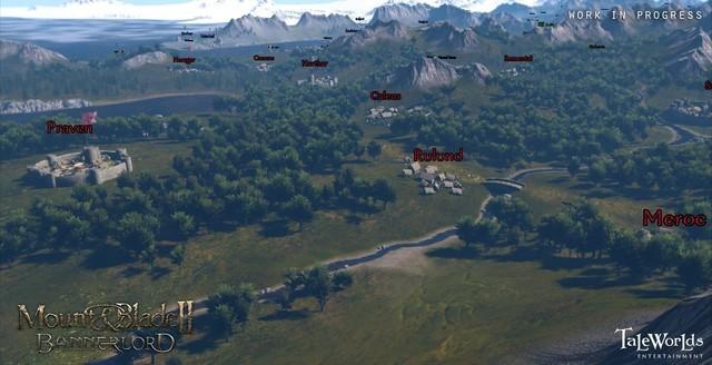 《骑砍2》新情报 影响力将决定军队胜负