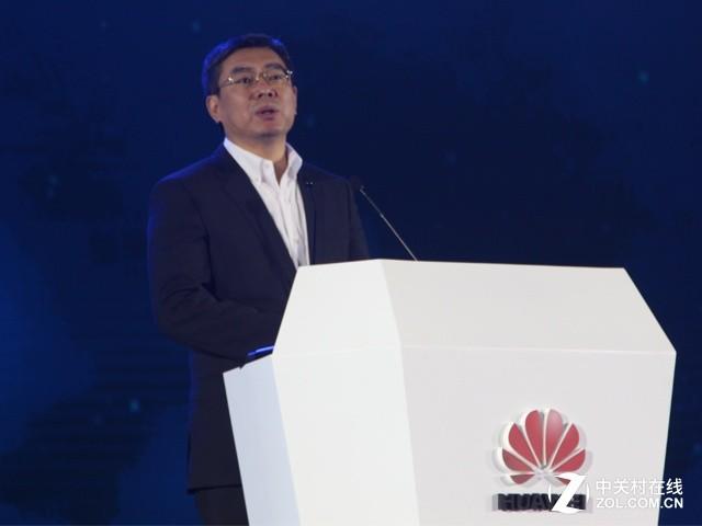 华为企业BG总裁阎力大:迎接新ICT时代
