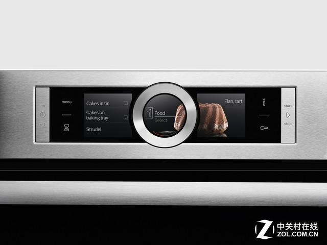 高端嵌入式 解析博世全新8系厨房电器