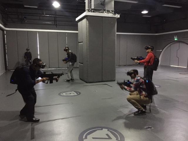 动作捕捉加速VR迭代 国产VR将弯道超车