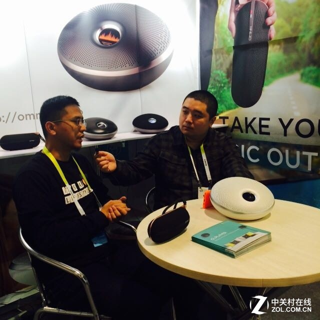 WiFi音箱路在何方 CES专访O2 CEO罗嘉