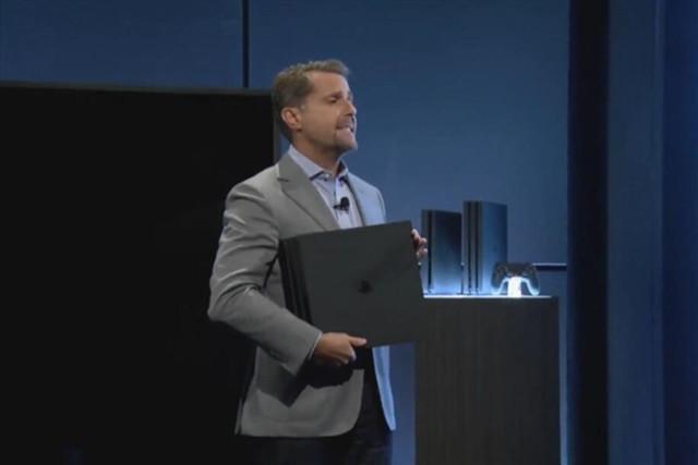 索尼发布PS4 Pro新游戏主机:399美元
