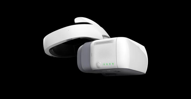 无人机新玩法 大疆VR飞行眼镜正式销售