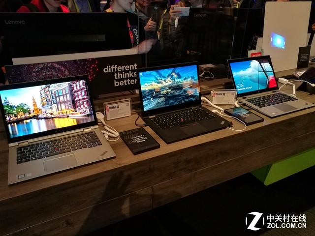 CES 2017 新ThinkPad X1 Yoga笔电问世