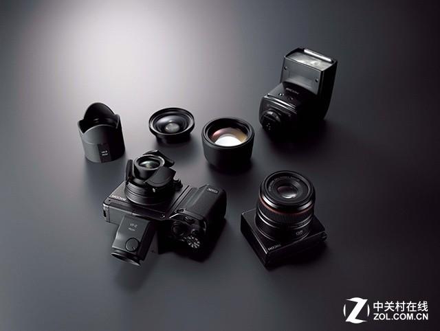 GXR系列复活? 理光有意重回无反相机市场
