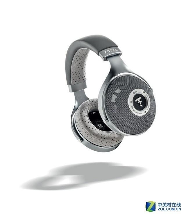 乘胜追击 Focal发布新款顶级耳机Clear