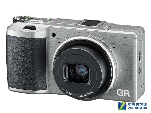 银色完全版_理光推出80周年纪念版银色GRII相机_理光GRII_数码影像新闻