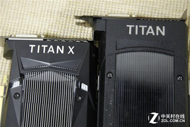 不同架构的巅峰 三代泰坦卡的顶级对决