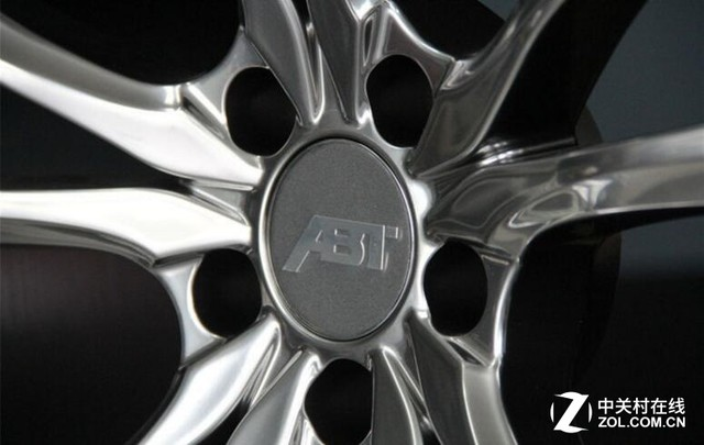 奥迪大众御用改装品牌 ABT-ER 18寸轮毂