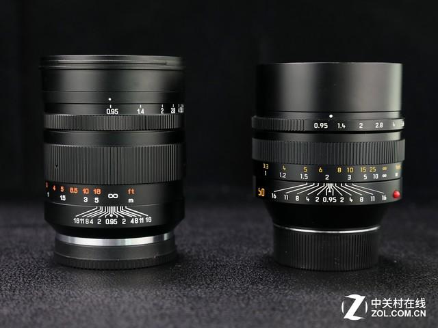 剑指夜神 中一光学50mm f/0.95挑战徕卡