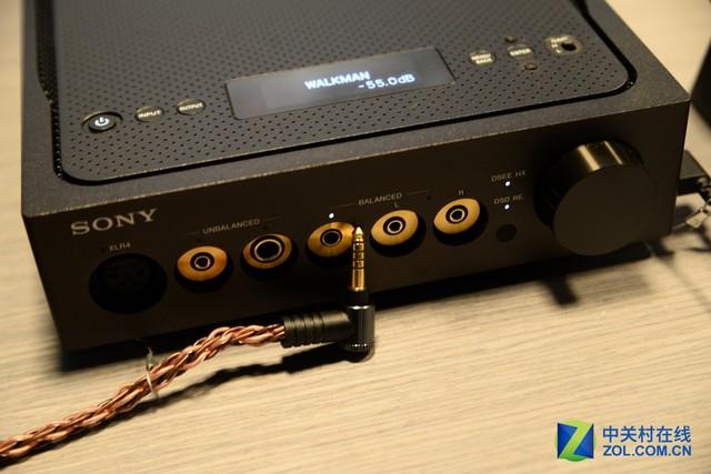 众多黑科技产品 索尼音频亮相CES2016