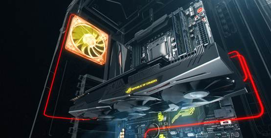 顶级游戏利器 华硕GTX1080Ti售6399元