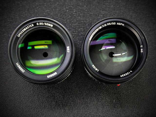 剑指夜神 2019av最新网站光学50mm f/0.95挑战徕卡