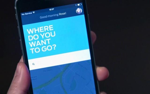 开新领域 福特学习Uber做起了用车App