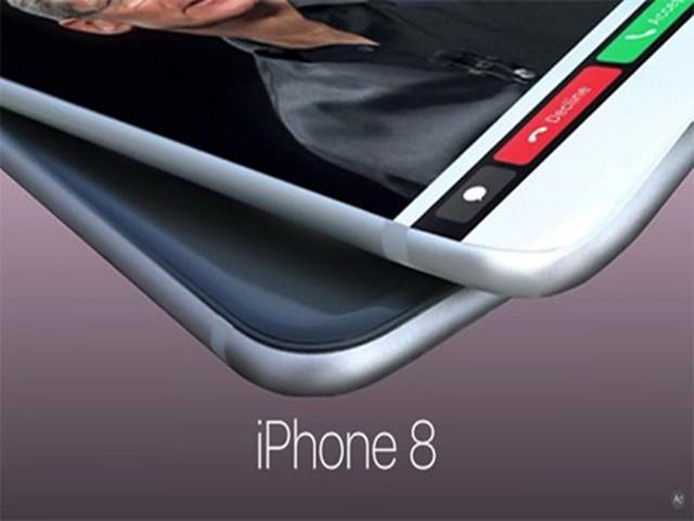苹果iPhone8又爆新消息:支持点击唤醒