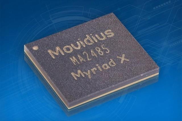 为AI而生 英特尔推出视觉处理器Myriad X
