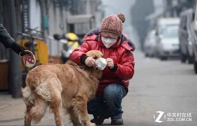 北京雾霾 口罩网络平台销量首超避孕套