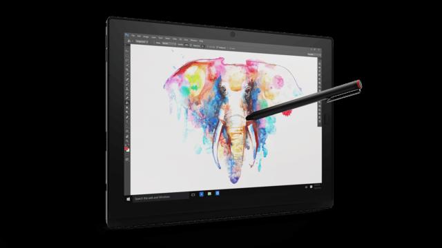 联想发布ThinkPad X1 2017系列产品  商务PC体验
