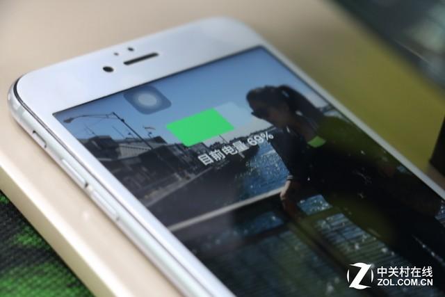 iPhone摆脱束缚 AOC无线充电显示器评测
