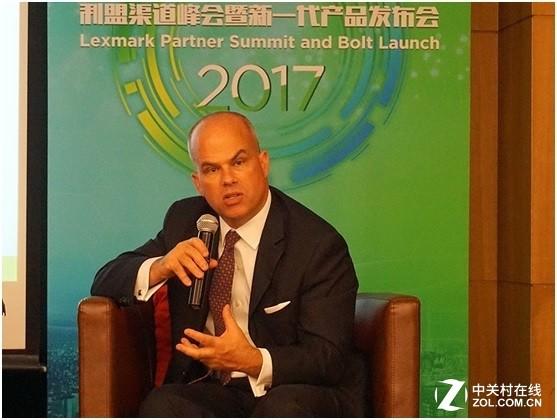 利盟中国举行渠道峰会暨新品发布会