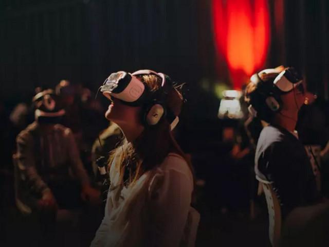 Z影谈18 VR体验中心将成影院未来配置?