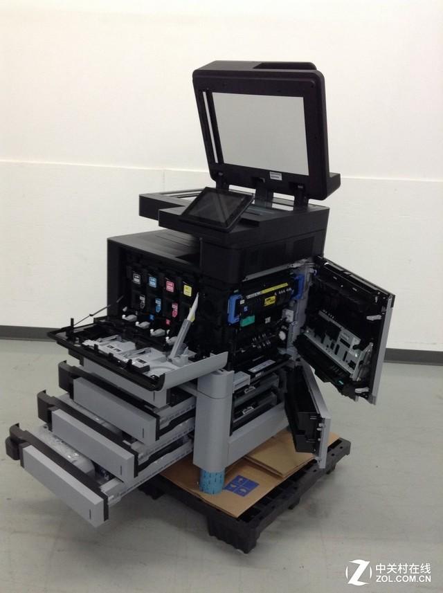 惠普集群打印 小规模灵活批量打印方案