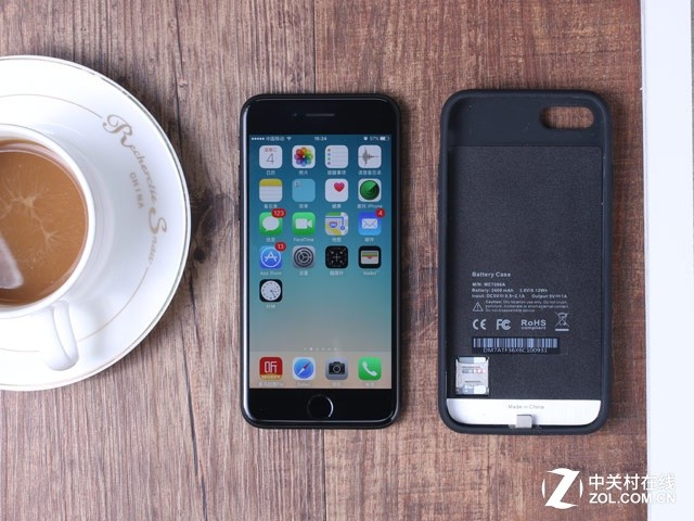 解决iPhone 7的五大缺陷 酷壳智能手机壳评测