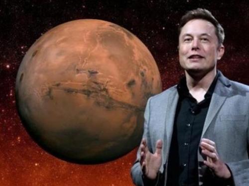 马斯克火星计划:100年 100万人殖民火星