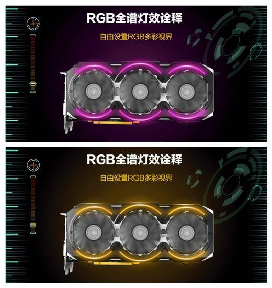 黑与红的碰撞 影驰GTX1060 GAMER售2199
