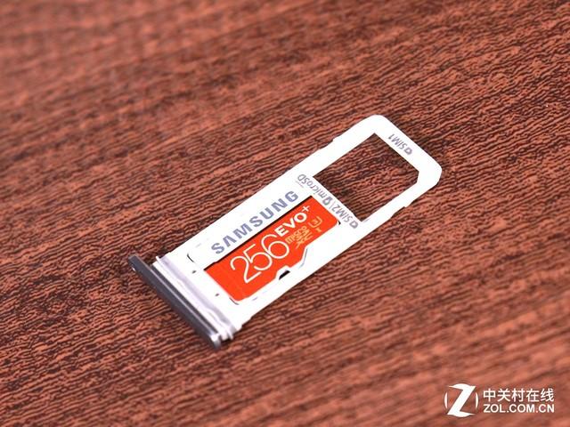 小尺寸大容量  三星全新256G闪存卡首测
